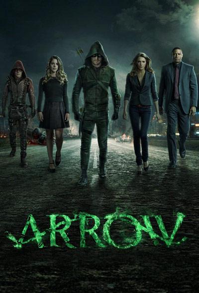 دانلود سریال Arrow فصل سوم