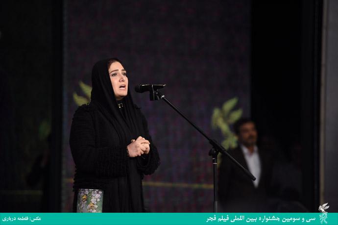 عکس های مراسم اختتامیه سی و سومین جشنواره فیلم فجر