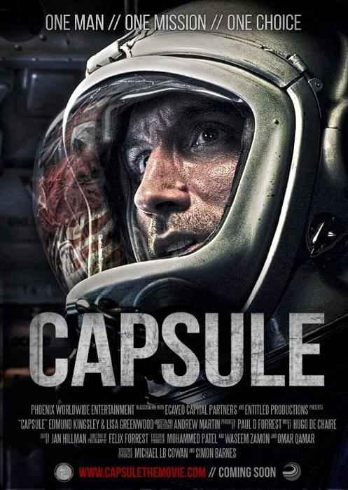 دانلود فیلم Capsule 2015 لینک با مستقیم