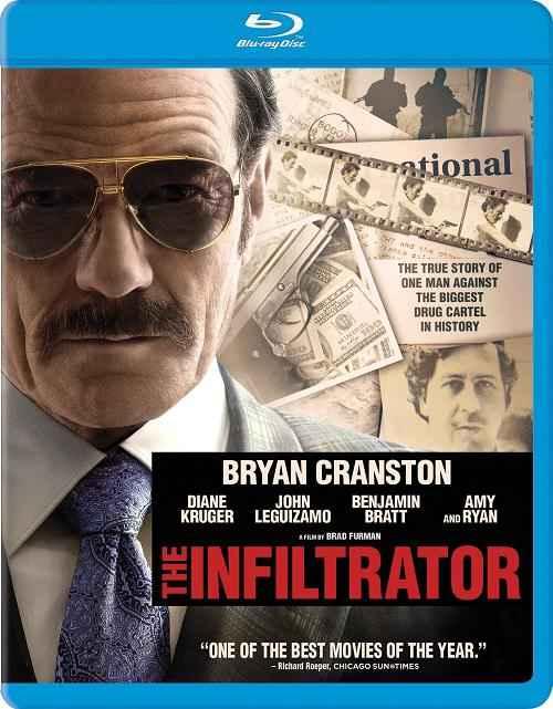 دانلود فیلم The Infiltrator 2016