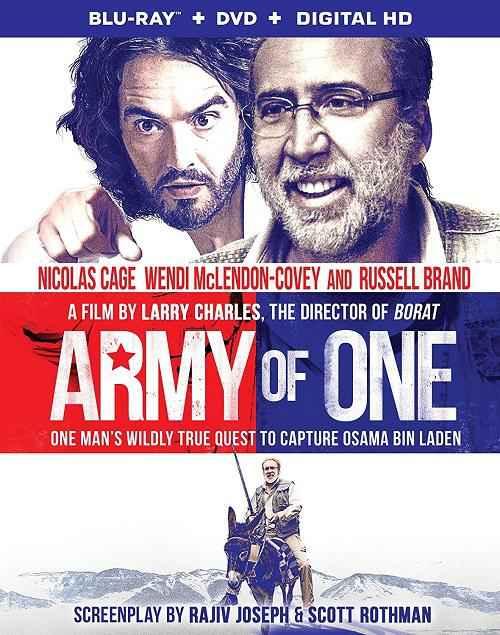دانلود فیلم Army Of One 2016