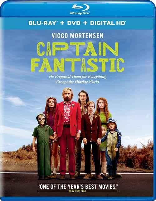 دانلود فیلم Captain Fantastic 2016