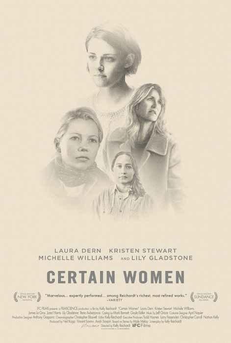 دانلود فیلم Certain Women 2016