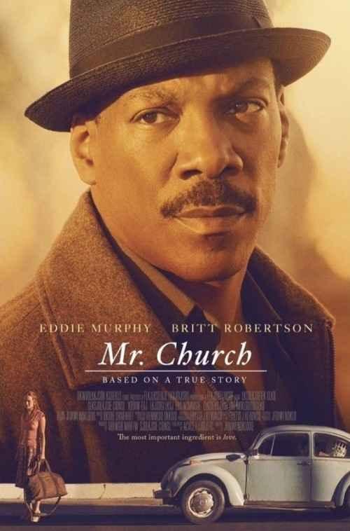 دانلود فیلم Mr. Church 2016