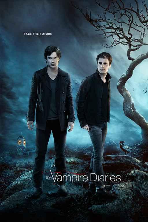 دانلود فصل هشتم سریال The Vampire Diaries