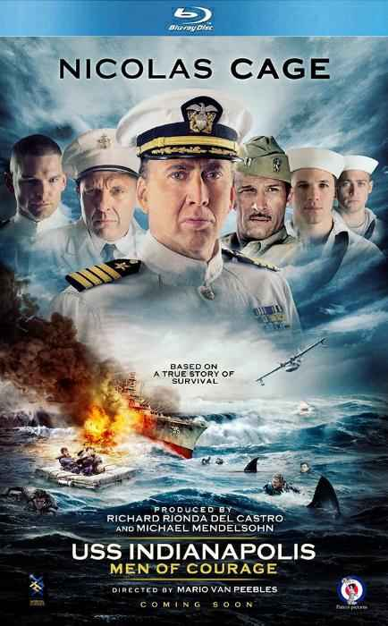 دانلود فیلم USS Indianapolis: Men of Courage 2016