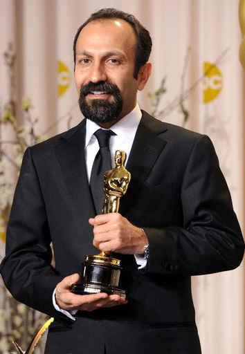 اصغر فرهادی سیزدهمین کارگردان هیجان انگیز جهان شد