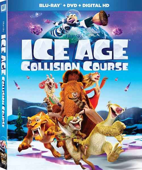 دانلود فیلم Ice Age Collision Course 2016