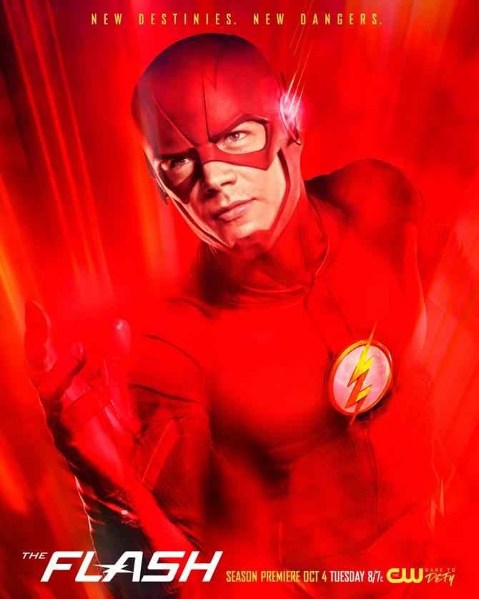 دانلود قسمت 1 فصل سوم سریال The Flash