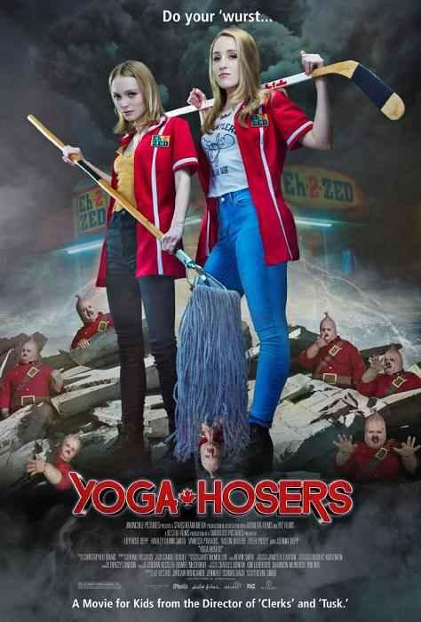 دانلود فیلم Yoga Hosers 2016