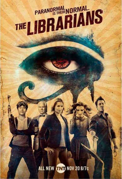 دانلود سریال The Librarians فصل سوم