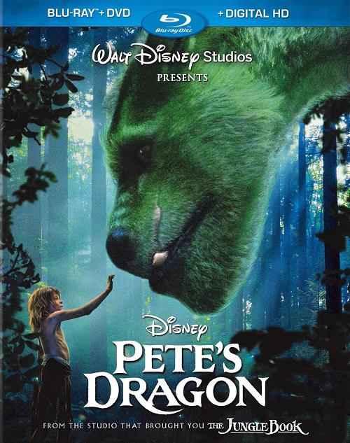 دانلود فیلم Petes Dragon 2016