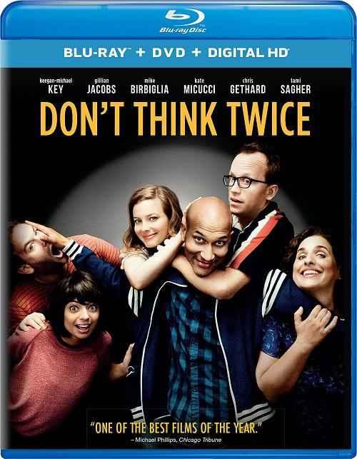 دانلود فیلم Dont Think Twice 2016