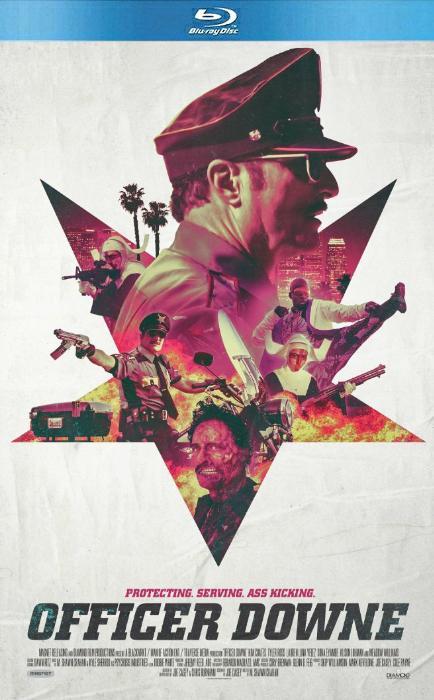 دانلود فیلم Officer Downe 2016
