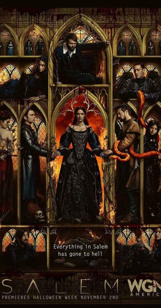 دانلود سریال Salem فصل سوم