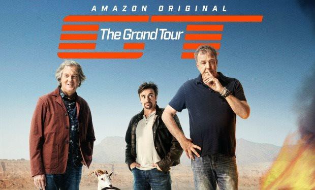 دانلود برنامه The Grand Tour جرمی کلارکسون