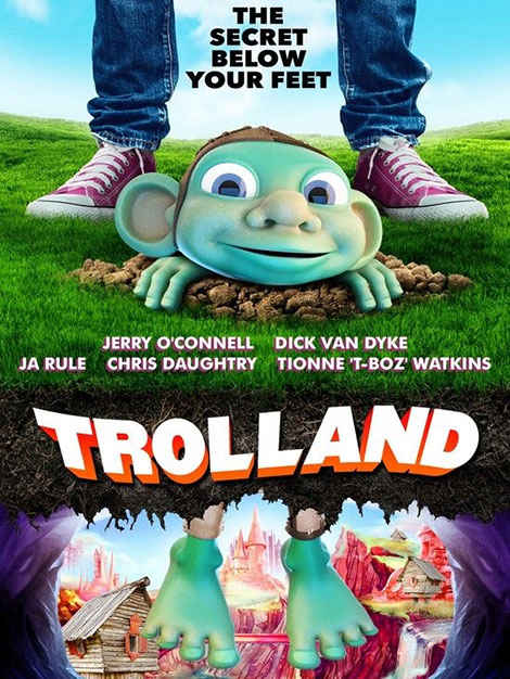 دانلود انیمیشن ترولند Trolland 2016