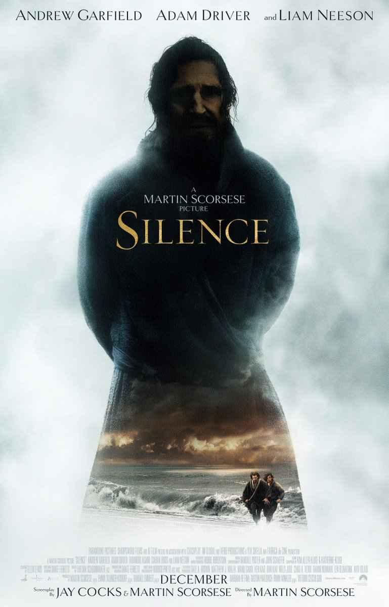 دانلود و تماشای تریلر رسمی فیلم Silence 2016