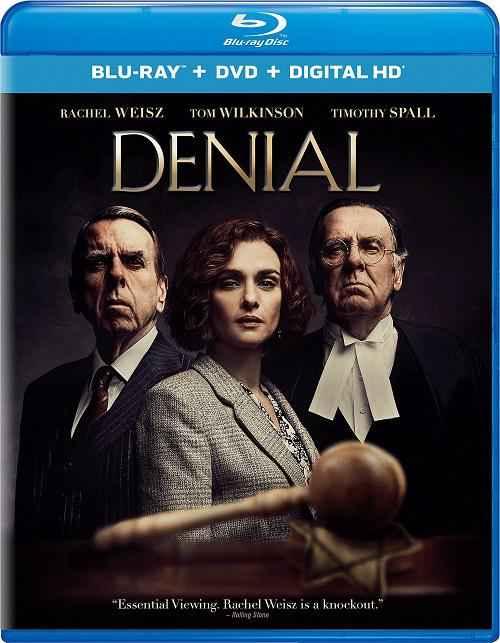 دانلود فیلم Denial 2016