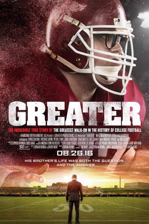 دانلود فیلم Greater 2016