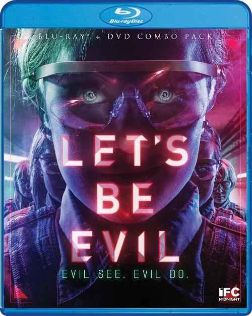 دانلود فیلم Lets Be Evil 2016