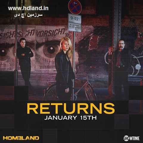 دانلود فصل ششم سریال سرزمین مادری (Homeland)