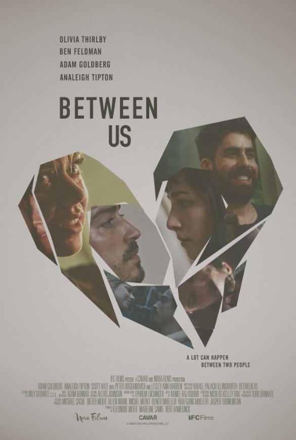 دانلود فیلم Between Us 2016