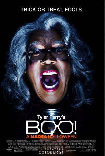 دانلود فیلم Boo A Madea Halloween 2016