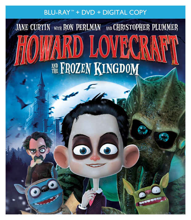 دانلود انیمیشن Howard And The Frozen Kingdom 2016