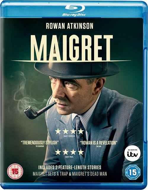 دانلود فیلم Maigret Sets A Trap 2016