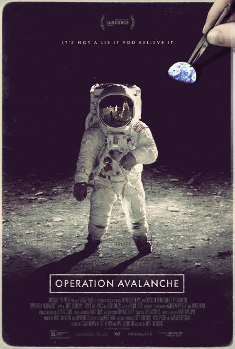 دانلود فیلم Operation Avalanche 2016