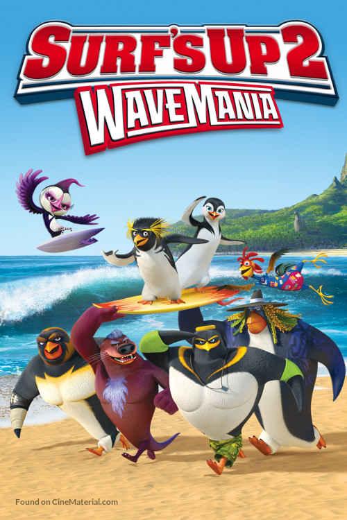 دانلود انیمیشن Surf's Up 2: WaveMania 2017