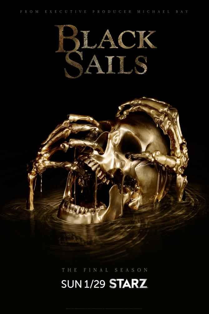 دانلود فصل چهارم سریال Black Sails