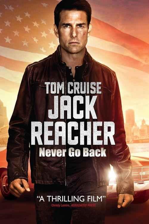 دانلود فیلم Jack Reacher Never Go Back 2016