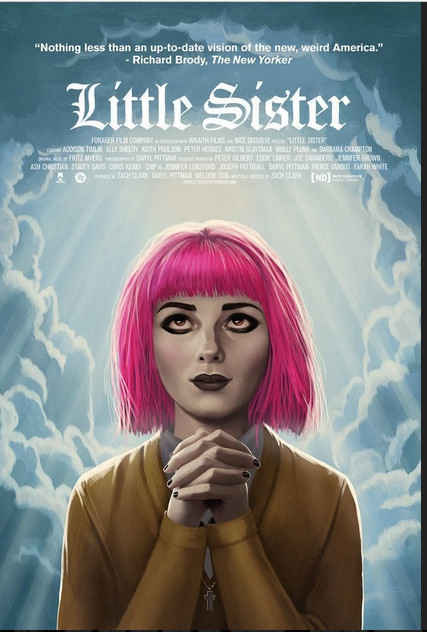 دانلود فیلم Little Sister 2016