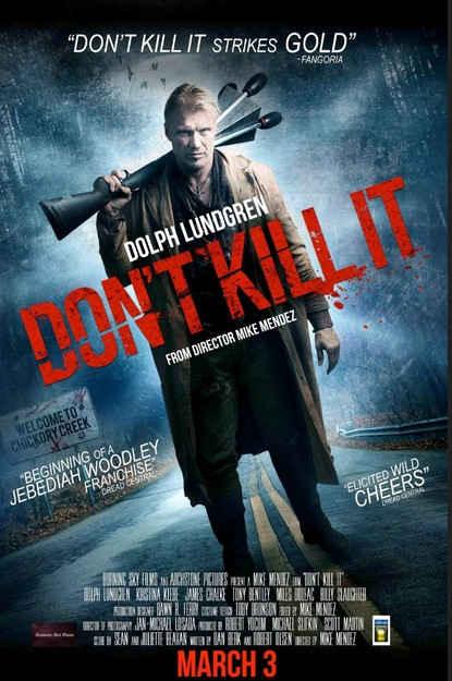 دانلود فیلم Dont Kill It 2016