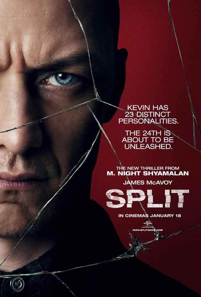 دانلود فیلم Split 2016