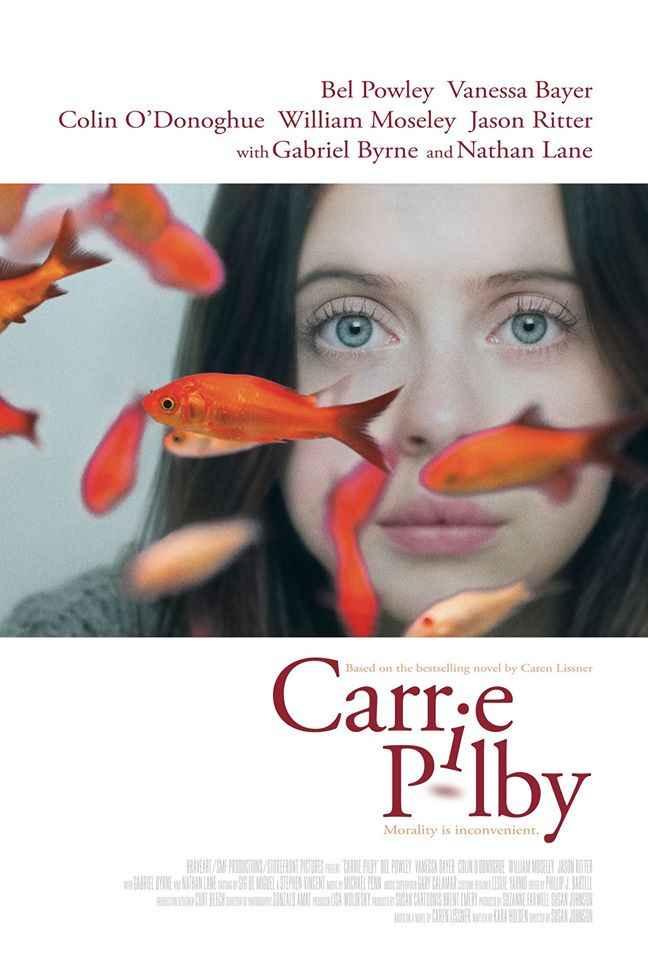 دانلود فیلم Carrie Pilby 2016