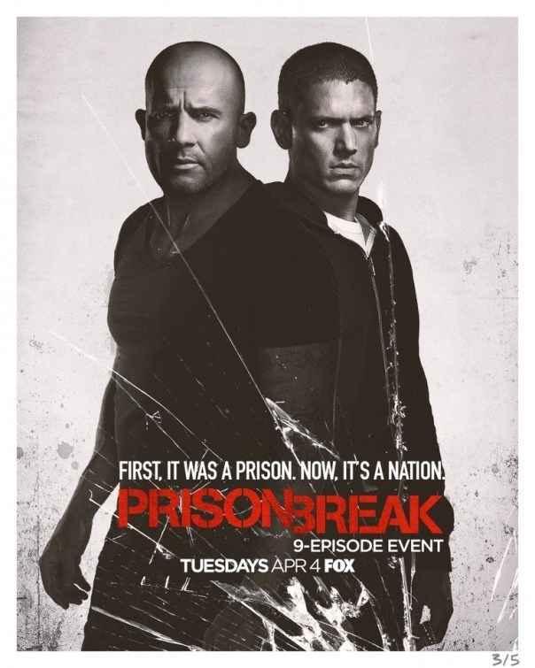 دانلود فصل پنجم سریال فرار از زندان Prison Break