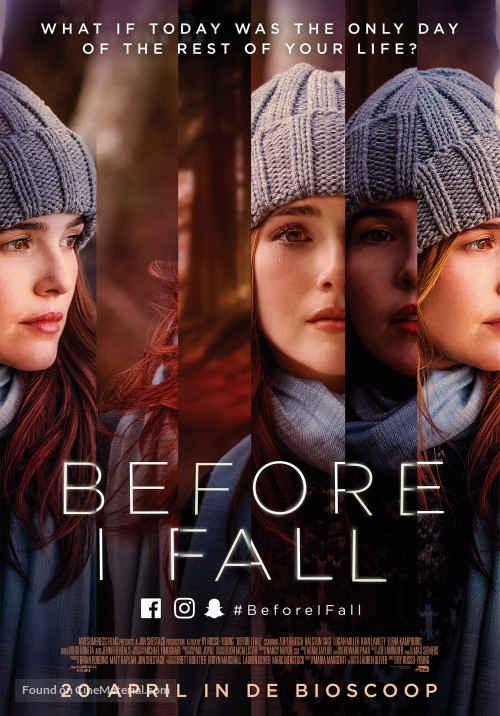 دانلود فیلم Before I Fall 2017 با کیفیت Bluray 720p