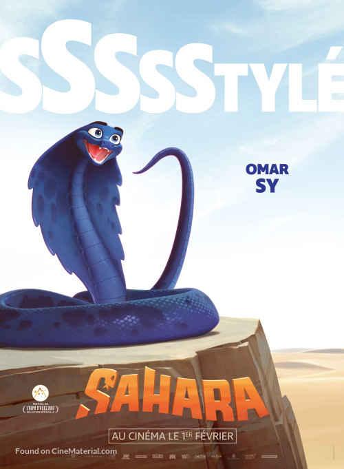 دانلود انیمشن Sahara 2017