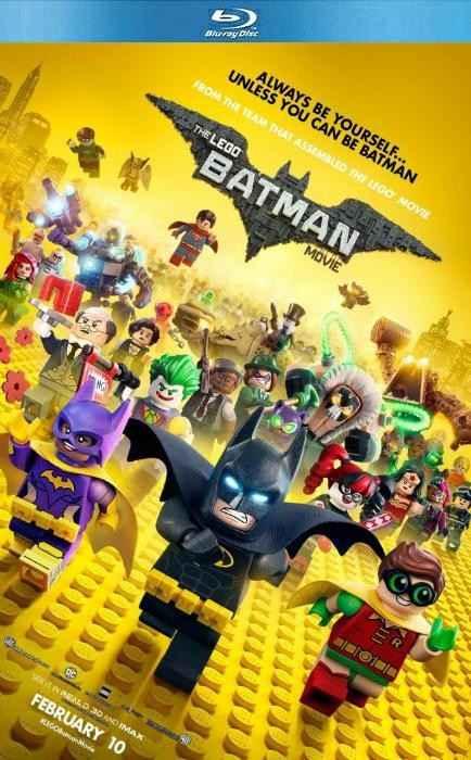 دانلود انیمیشن The Lego Batman Movie 2017 با لینک مستقیم