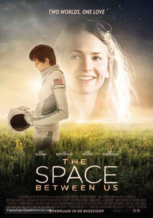 دانلود فیلم The Space Between Us 2017