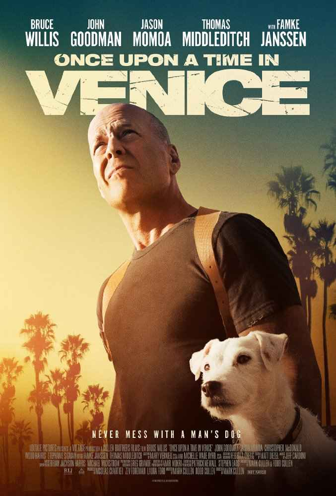 دانلود فیلم Once Upon A Time in Venice 2017