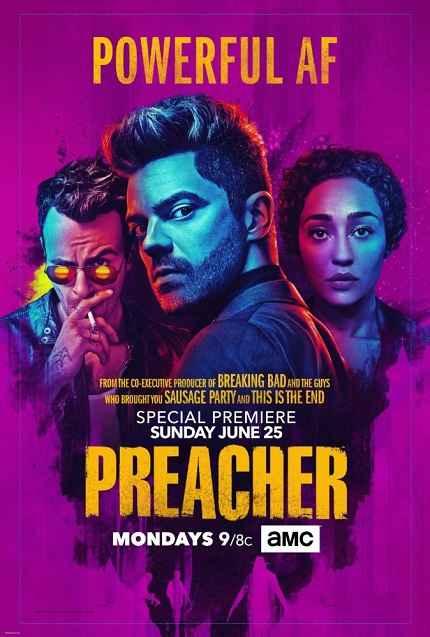 دانلود سریال Preacher فصل دوم