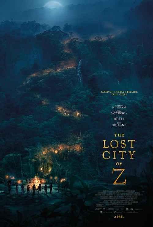 دانلود فیلم The Lost City Of Z 2016