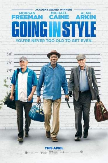 دانلود فیلم Going in Style 2017