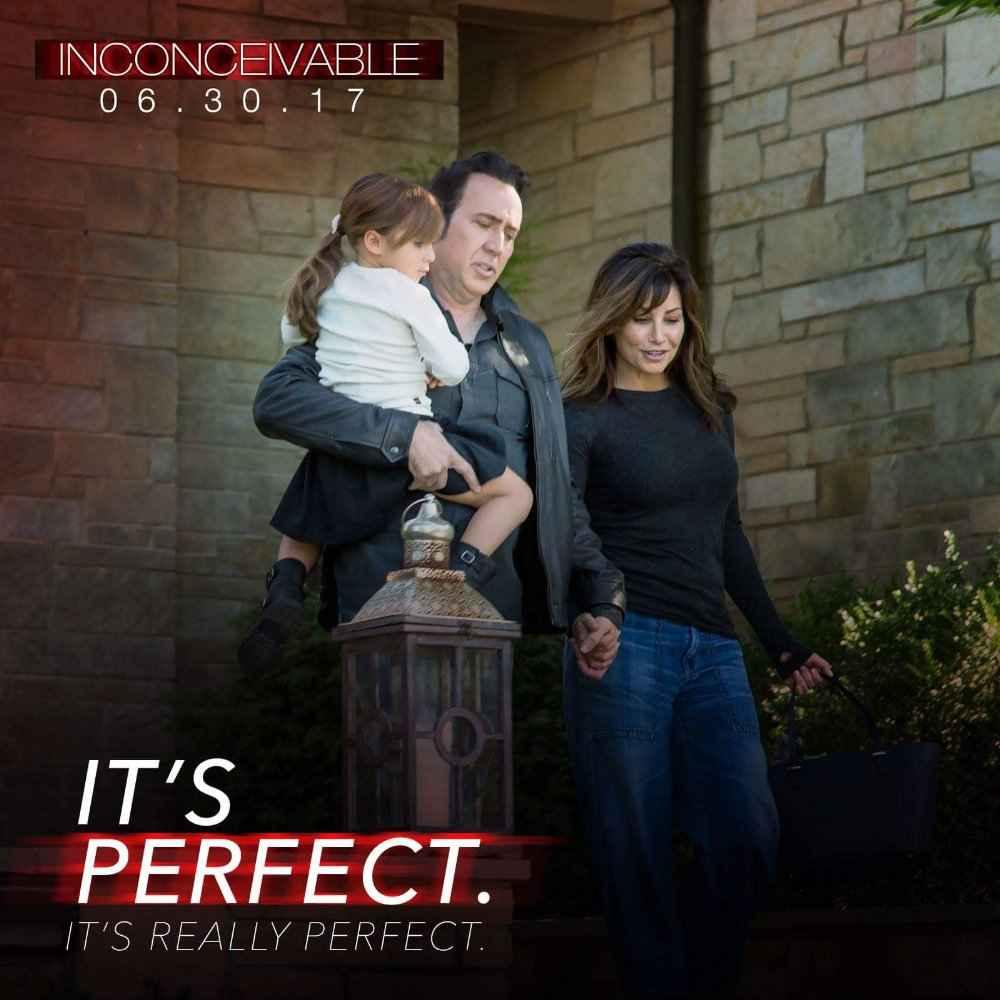 دانلود فیلم Inconceivable 2017