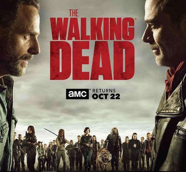 دانلود قسمت 10 فصل هشتم سریال The Walking Dead