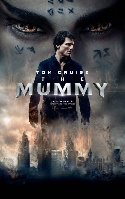 دانلود فیلم The Mummy 2017